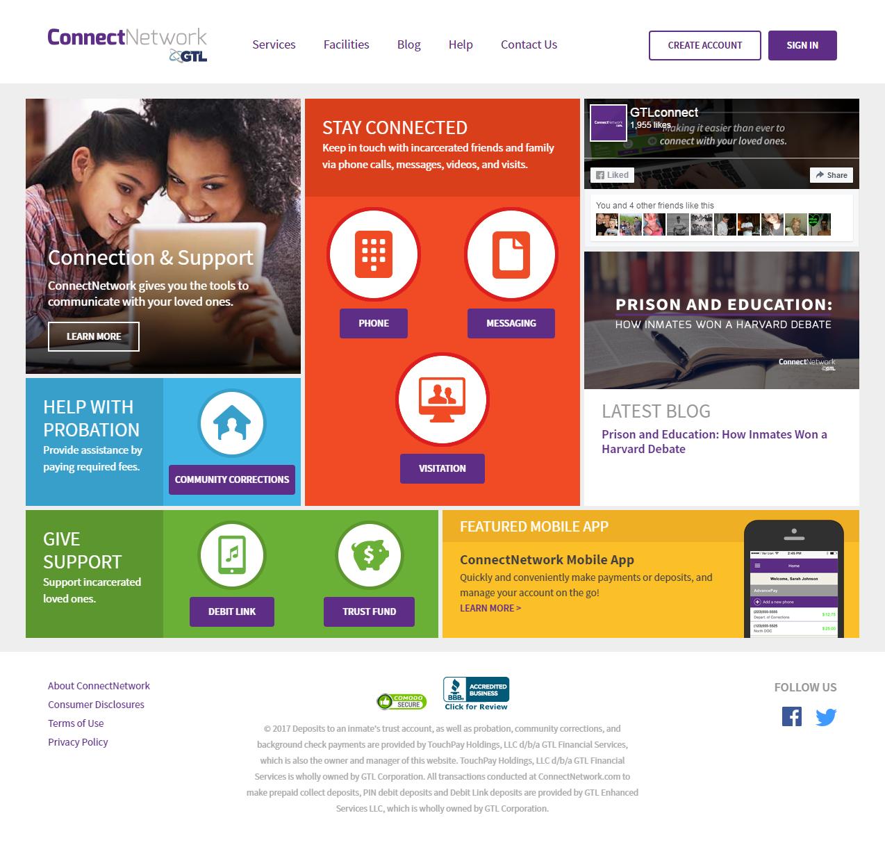 CN Homepage